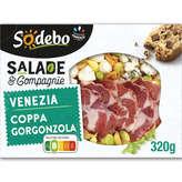 Sodeb'O SODEBO Salade & compagnie - Salades Venezia - Pâtes fromages... - 320g