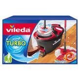 Vileda Easy Wring & Clean Turbo - Kit De Lavage, Balai Et Sc... - X1