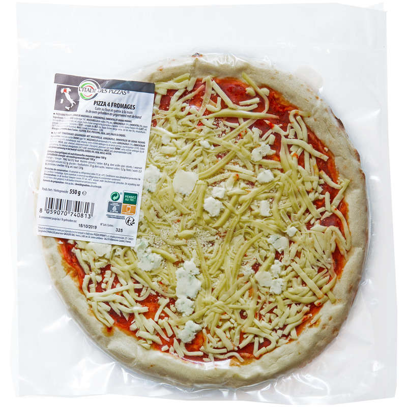 Pizza - 4 fromages