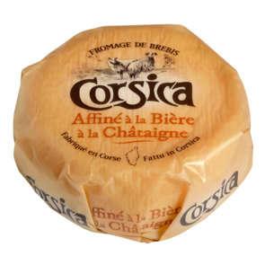 Corsica Affiné à la Bière de Châtaigne - 29% mg
