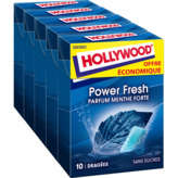 Hollywood HOLLYWOOD Powerfresh - Chewing-gum - 70g