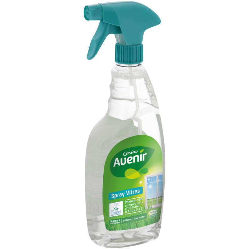 Avenir - Spray nettoyant - Spécial vitres