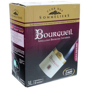 Bourgueil rouge - bib