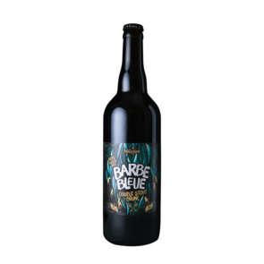 Bière Barbe Bleue 7% vol 75cl