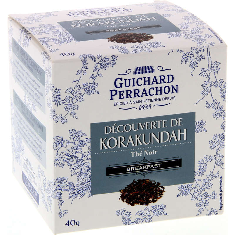 Découverte de Korakundah - Thé noir Break...