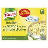 Knorr Bouillon Aux Herbes Et Huile D'olive - 150 G
