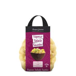 Pommes de terre de consommation vapeur - Filet - Cat. 1 - Cal. 35+