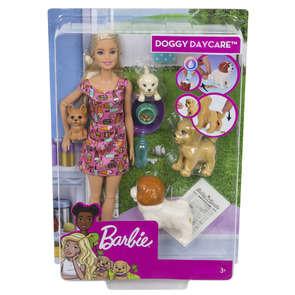 Coffret Barbie et ses chiens