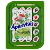 Apérivrais APERIVRAIS Fromages apéritifs - Saveurs provençales - poivro... - 100g