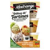 Madrange Délices De Tartines - Tartinable À Base De Fromage ... - 300g