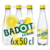 Badoit Citron - Sans Sucres - 6x50cl