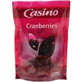 CASINO Cranberrie 125g