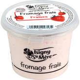 Isigny Sainte-Mère Fromage Frais Fraise - 500g