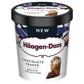Häagen-Dazs HAAGEN DAZS Crème glacée - Chocolat Frappé - Pot - 460ml