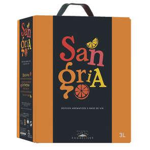Sangria - Boisson arômatisée à base de vin