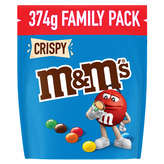 M&M's Crispy - Confiserie Chocolat - 3