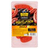 César Moroni Chorizo - Barbecue - Doux - 280g