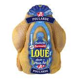 Fermiers de Loué Poularde Fermière Blanc - De 1,5kg À 2,5kg