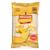 Mission Foods MISSION Tortilla Chips - Fromage - 175g