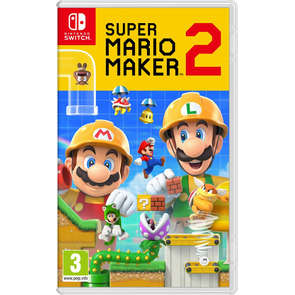 Jeu SWITCH Super Mario Maker 2