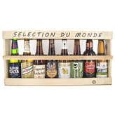 Sélection de bière du monde