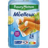 Fleury Michon FLEURY MICHON Moelleux - Le batonnet - Surimi - x24