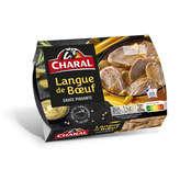 Charal Bœuf Langue Sauce Piquante - 2x150g
