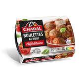Charal Boulettes De Boeuf Napolitaine - X2 - 300g