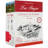 La Payse LA PAYSE Côteaux de Peyriac - la Payse - Vin rouge - BIB 5l