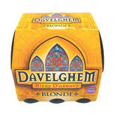 Bière d'abbaye blonde 6,2% vol. 6 x25 cl