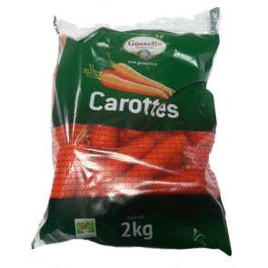 Carottes - Cat. 1 - France
