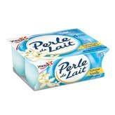 Yoplait Yoplait Perle De Lait - Yaourts - Saveur Vanille - 4x1255g