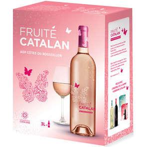 Côtes du Roussillon - Languedoc Roussillon - Fruité Catalan - Vin rosé