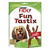 Fido FIDO Fun Tastix - Friandises pour chien - Saveur bacon et fr... - 150g