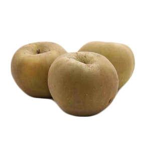 Pommes Canada grises - Cat. 1 - Cal. 136+
