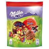 Milka MILKA Chocolat fourré Daim - 86g