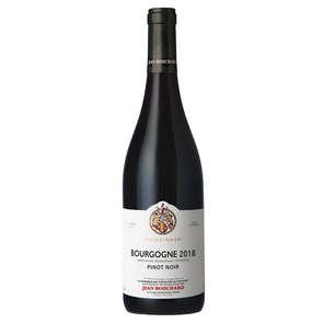 Pinot noir - Bourgogne - Jean Bouchard - Vin rouge