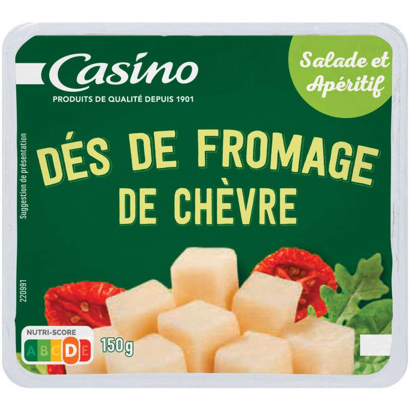 Dés de fromage - Chèvre