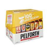 Pelforth PELFORTH Bière blonde - Alc. 5,8% vol. - 12x25cl