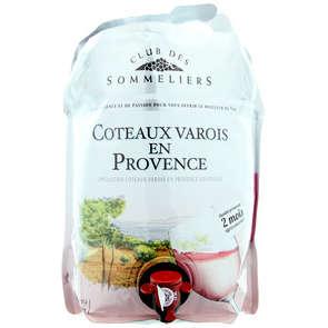 Côteaux Varois en Provence - Alc 12%vol. - Vin rosé