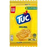 LU LU Tuc - L'original - Crackers - Biscuits apéritifs - Salé - 2x75g