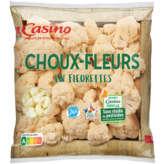 CASINO Choux-fleurs - En fleurettes 1kg