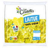 Les Crudettes Laitue 100% Cœur - 150g