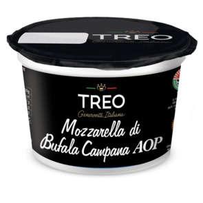 Mozzarella buffala boule AOP - 24% mg