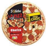 Sodeb'O Pizza Chorizo - 470g