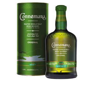 Whisky - Peated single malt irish whiskey - Alc. 40% vol.