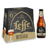 Leffe Royale - Whitbread Golding - Bière Blonde - Alc. 7,5% ... - 6x25cl