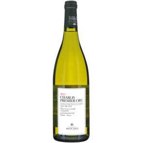 Chablis 1er Cru - Vau De Vey JM Brocard - Vin Blanc Sec - Par Club des Sommeliers
