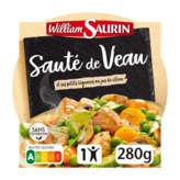 William Saurin Sauté De Veau Et Ses Petits Légumes - Plats P... - 280g