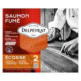 Delpeyrat Le Saumon - Saumon Fumé D'ecosse - En Tranche - X2... - 6